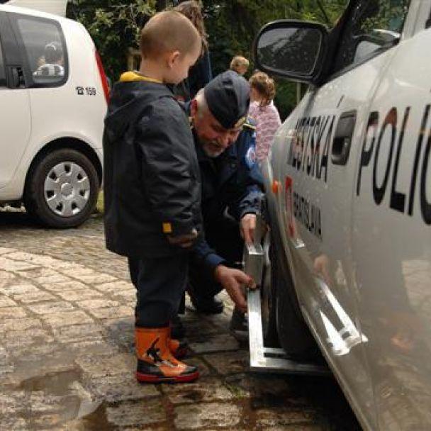 Deň mestskej polície na Partizánskej lúke