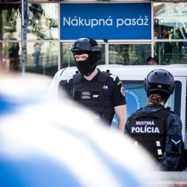Bezpečnostné opatrenia počas návštevy Svätého Otca v Bratislave