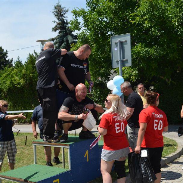 Športový deň náčelníka mestskej polície