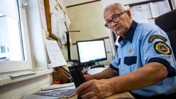 Najdôležitejšia je miestna znalosť, hovorí najstarší mestský policajt