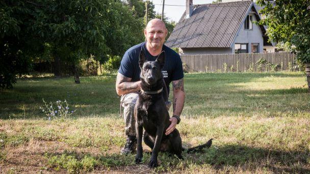 Pes má v bratislavských uliciach nezastúpiteľné miesto, hovorí kynológ a inštruktor výcviku  Peter Bella