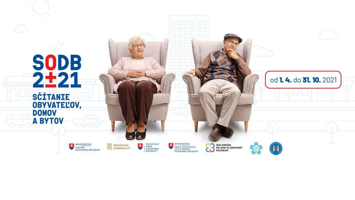 V období od 3. mája do 13. júna 2021 prebieha v Bratislave asistované sčítanie obyvateľstva